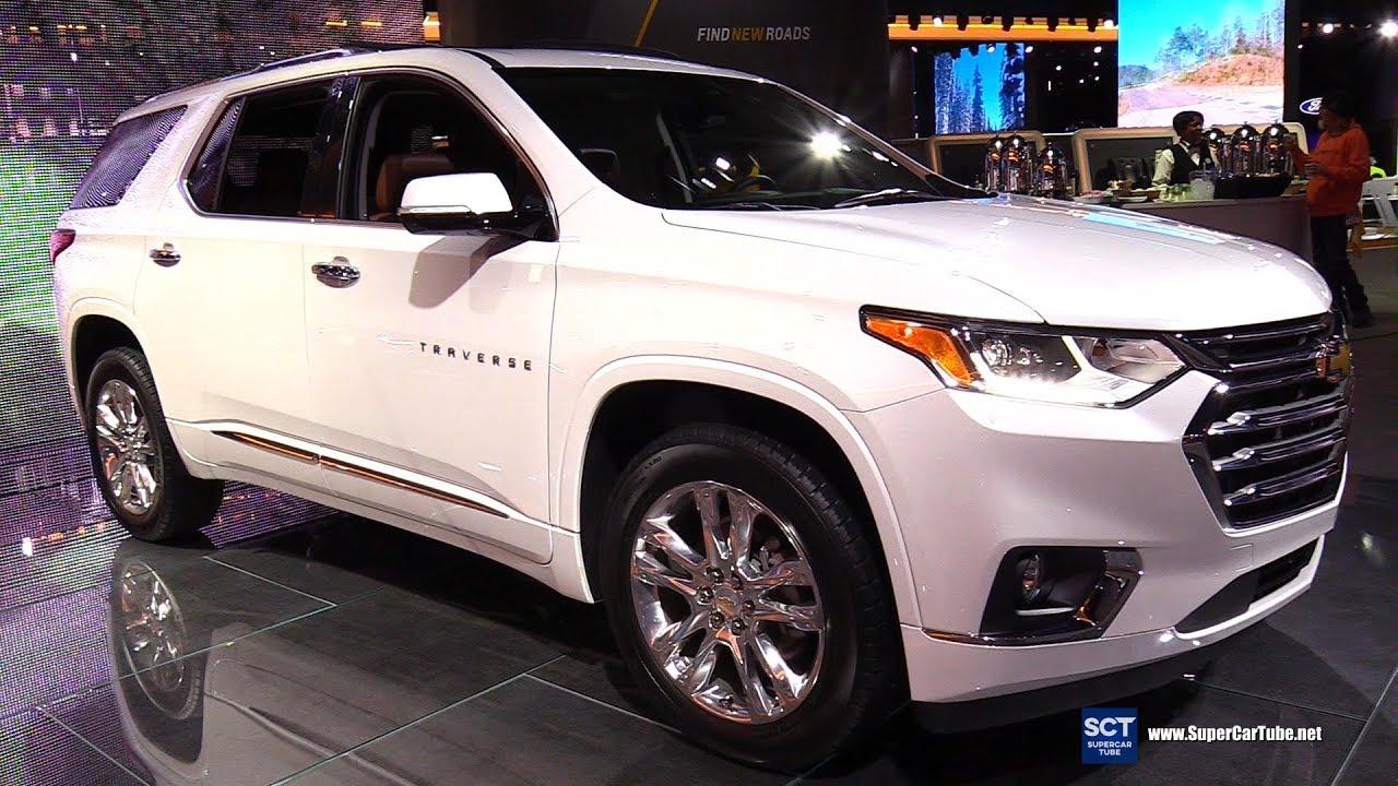 2019 Chevrolet Traverse - Exterior and Interior Walkaround ...