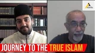 Journey to the True Islam : Sunni Muslim Family Accepts Islam Ahmadiyya