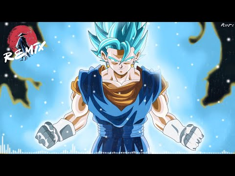 Dragon Ball Super - Vegito Blue Theme (Hip Hop / Trap Remix)