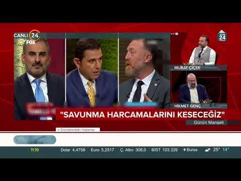 FOX TV'de terör örgütü propagandası yapan HDP'liler gündemde