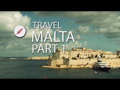 Travel Video Malta • Part 1 • Landmark