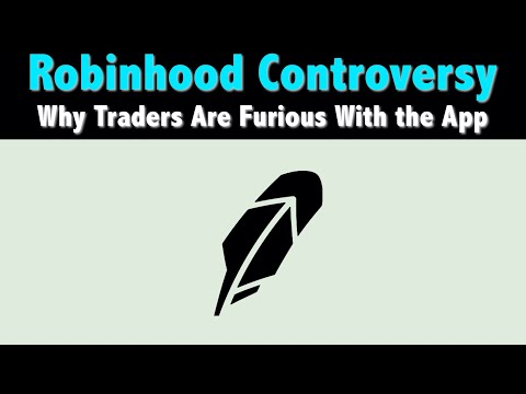 We Need to Talk About ROBINHOOD