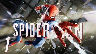 Wielki grubas kontra pajonk :O | Spider-Man [#1]