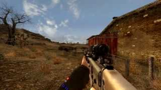 Fallout New Vegas MOD - G36C and SCAR H