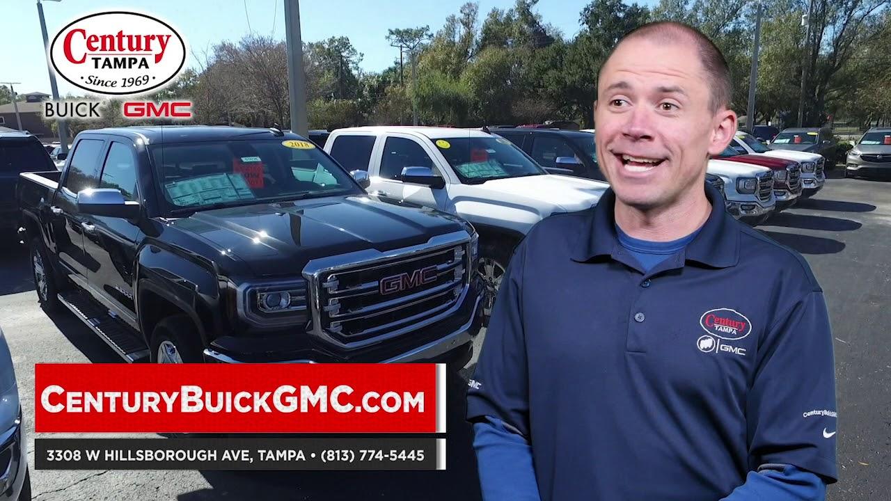 Century Buick Gmc Tampa Fl >> Meet Mark Chernowski At Century Buick Gmc In Tampa Fl