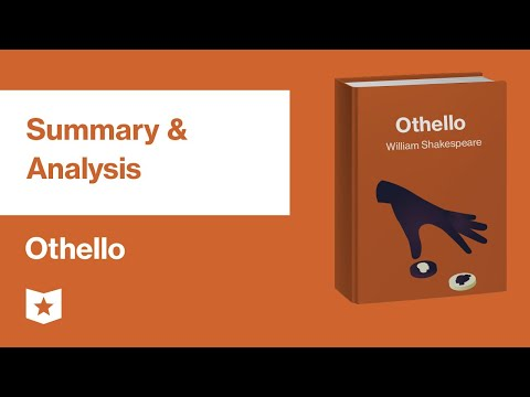 Othello by William Shakespeare | Summary & Analysis