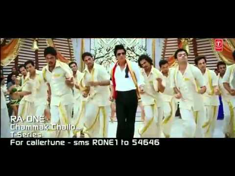 Ra One  Chamak Challo  ft Akon  Full  Song