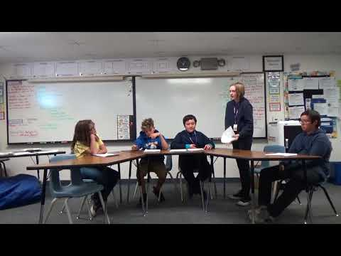 Mariana Trench Debate 6