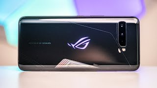 ROG Phone 3 Cameras - A Gaming Phone with a Great Camera