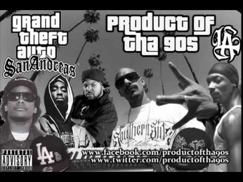West Coast GTA San Andreas G-Funk Remix ft Mr. Criminal,2 Pa