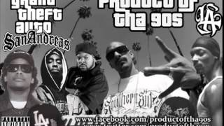 West Coast GTA San Andreas G-Funk Remix ft Mr. Criminal,2 Pa