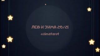 Лев и Зима 2021