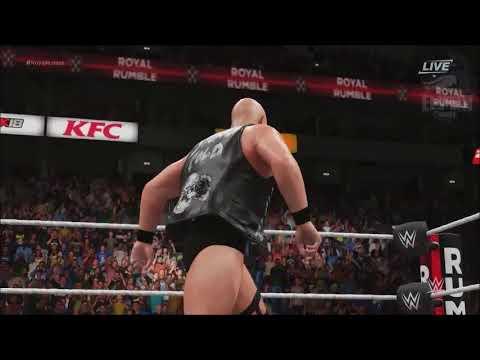 WWE 2K18 STONE COLD STEVE ASUTIN ENTRANCE