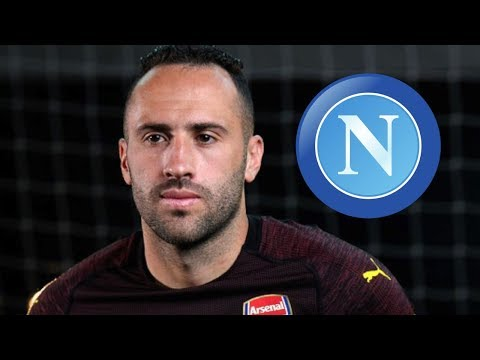 David Ospina - Welcome to Napoli - 2018 Best Saves - Arsenal & Colombia - HD