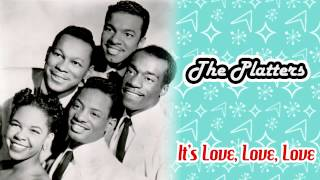 The Platters - It's Love, Love, Love