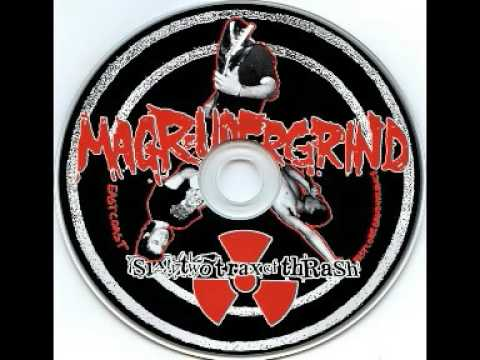 MAGRUDERGRIND - Sixty Two Trax of Thrash CD (2005)