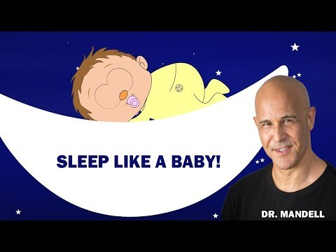 HOW TO SLEEP LIKE A BABY (FIX INSOMNIA) - Dr Alan Mandell, DC