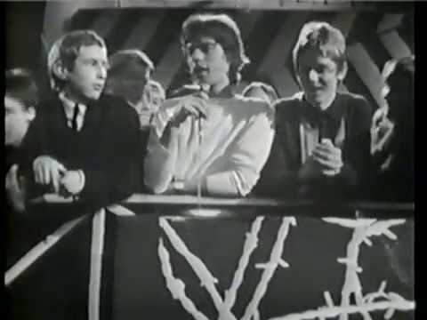 """Rolling Stones miming """"I Got You Babe"""" 1965"""
