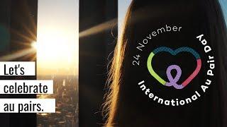 IAPA International Au Pair Day launch video