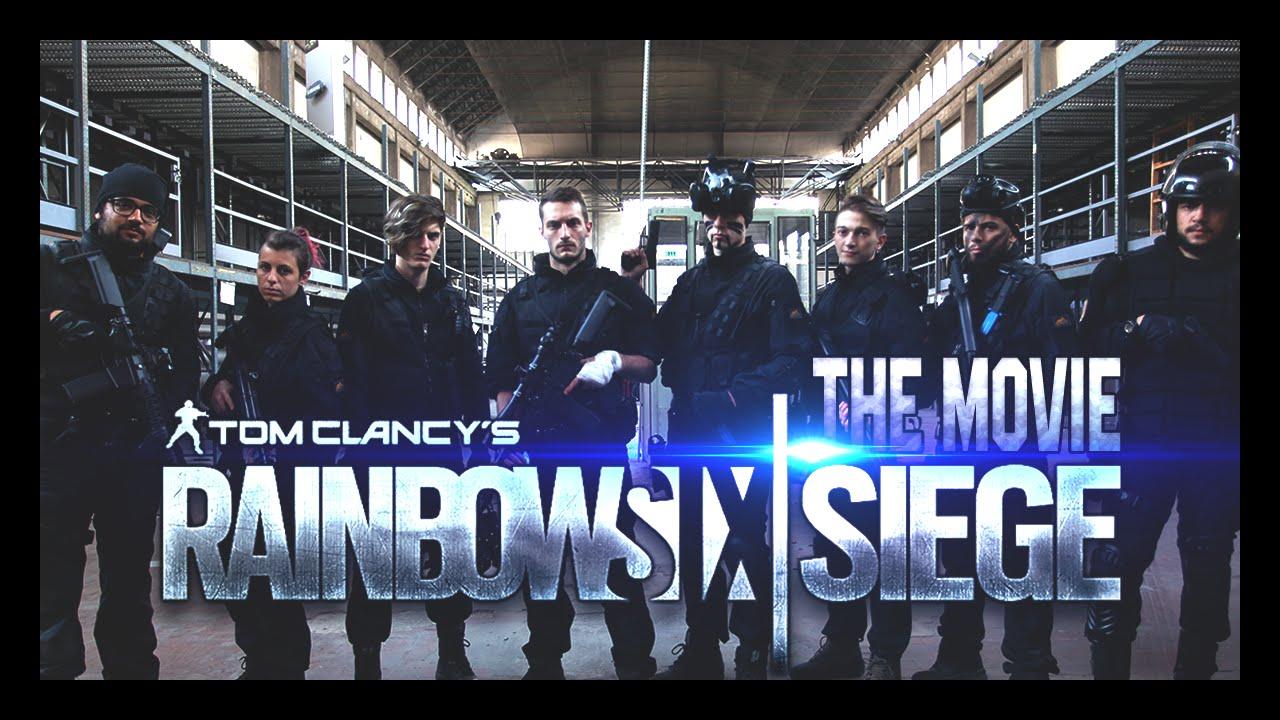 Rainbow Six Film