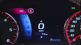 Customizable Driver Display and Cluster Display Themes – Sewell Buick GMC
