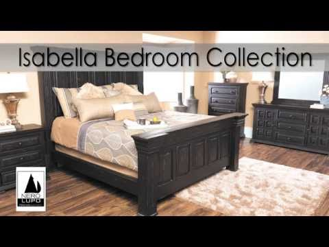Isabella Bedroom Collection - YouTube