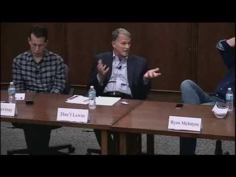 Understanding Disruptive Innovation: Internet Services Panel