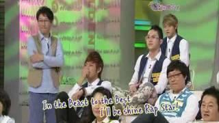 [CUT] BEAST (비스트) #6 - DooJoon vs JunHyung @ $t@R 9o!deN B3!l 1oo50|