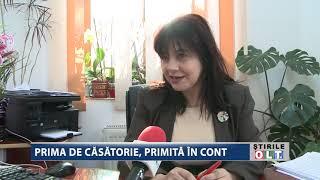 PRIMA DE CASATORIE PRIMITA IN CONT 2802