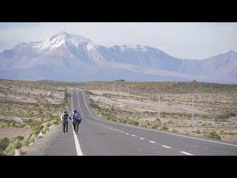 Download Chile | Atravesando el desierto de Atacama con los migrantes venezolanos