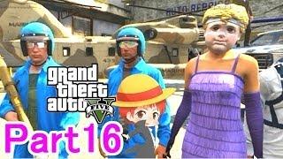 【GTA5実況】赤髪のともと愉快な仲間たち Part16 【グランド・セフト・オート5】 thumbnail