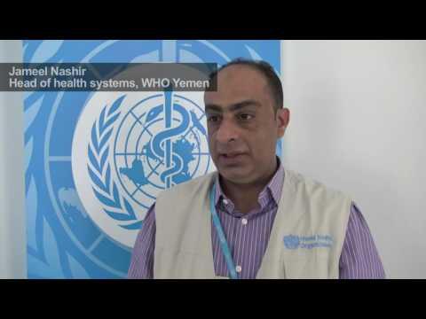 Yemen cholera outbreak spreads amid conflict