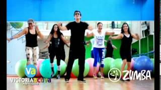 Coreografía Ricky Martin VIDA Zumba