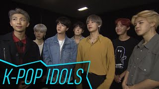 BTS On Their Upcoming AMAs Performance: 'It's Unbelievable!' | Access Hollywood
