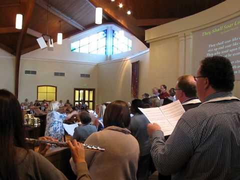They Shall Soar Like Eagles - Coastal Plains Area Assembly 5/2012