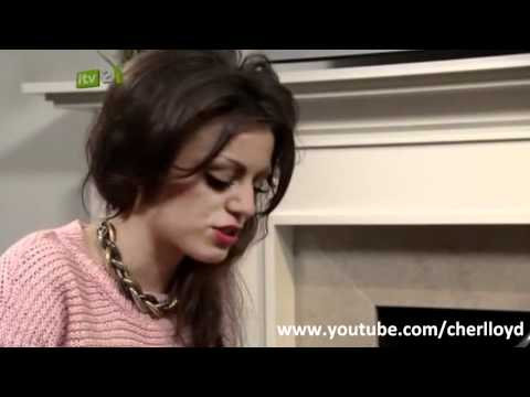 Cher Lloyd Exclusive Interview after getting through to Live Shows X Factor 2010 HQ/HD