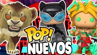 NUEVOS Funko POP de EL REY LEON, WWE y MAS