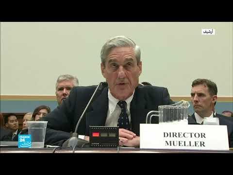 ترامب يهاجم تحقيق مولر حول مزاعم التدخل الروسي في الانتخابات الأمريكية  - نشر قبل 6 دقيقة