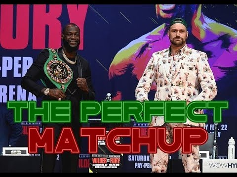 DEONTAY WILDER Vs TYSON FURY : THE PERFECT MATCH-UP | TYAN BOOTH