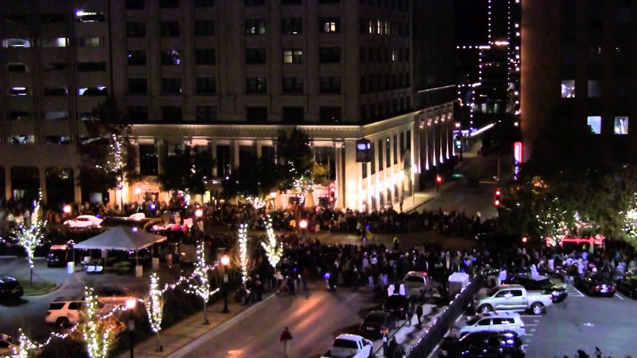 Fort Worth Parade Of Lights, In Time Lapse   YouTube Nice Ideas