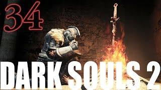 Dark Souls 2 Gameplay Walkthrough Part 34 - Boss Kill - Scorpioness Najka