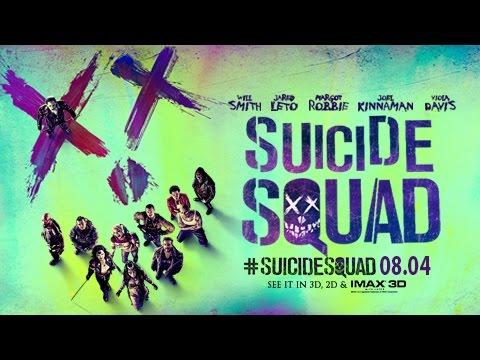 SUICIDE SQUAD - Arabic Subtitles