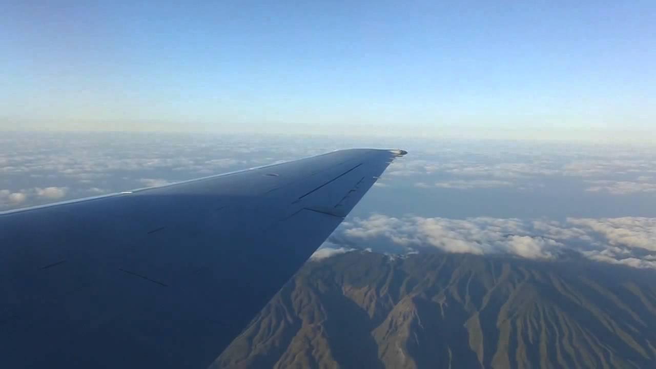 (FULL FLIGHT) Hawaiian Airlines 717 - Kahului to Honolulu