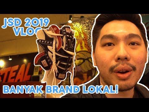 ACARA SNEAKERS TERHEBOH 2019! Jakarta Sneaker Day Vlog