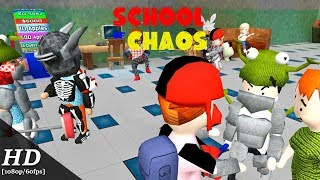 School of Chaos Online MMORPG Android Gameplay screenshot 1