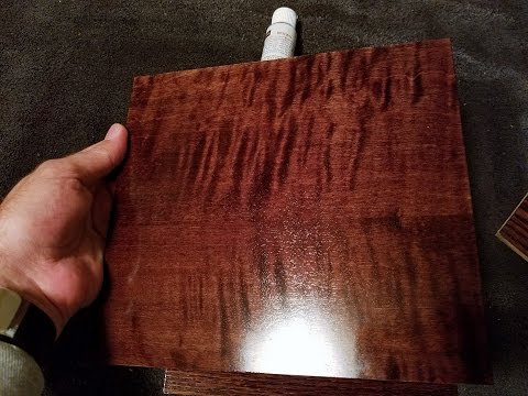 Brown Dyes - Using Liquid Brown Wood Dye To Make Brown Wood Stain For Oak And Maple