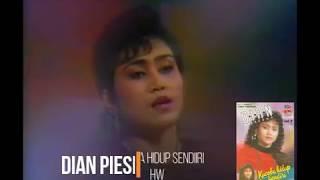 Dian Piesesha - Kucoba Hidup Sendiri (1988) (Safari)