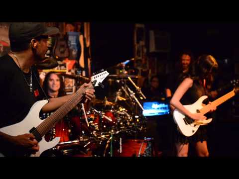 """The Vision"" - Tony MacAlpine - Live at the Baked Potato 8/2/2014"