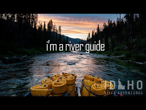 I'm A River Guide - Middle Fork Of The Salmon - Idaho Salmon River