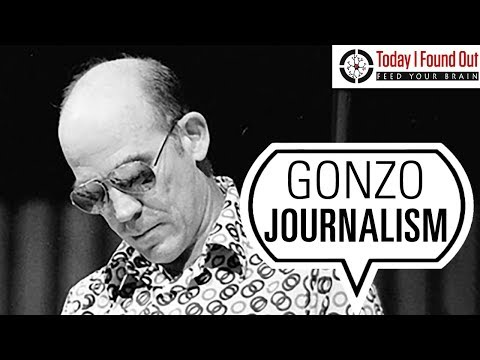 Not Guided by Policy: Hunter S. Thompson and the Birth of Gonzo Journalism